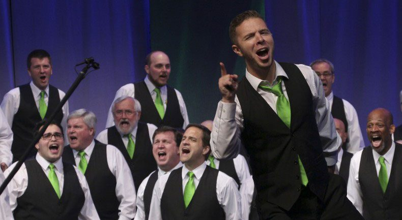 Bellevue LifeSpring community partner Northwest Sound, a Bellevue-based a capella men's chorus
