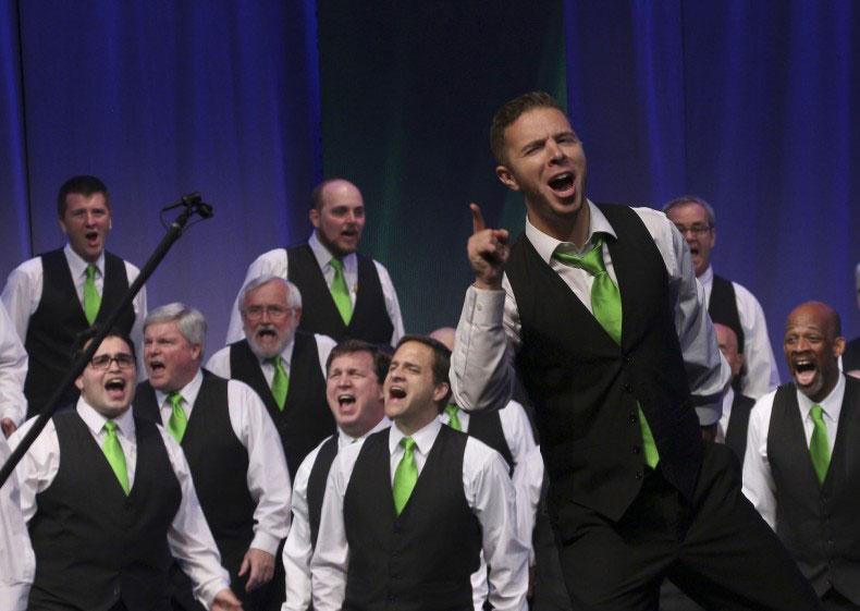 Bellevue LifeSpring community partner Northwest Sound, a Bellevue-based a capella men's chorus