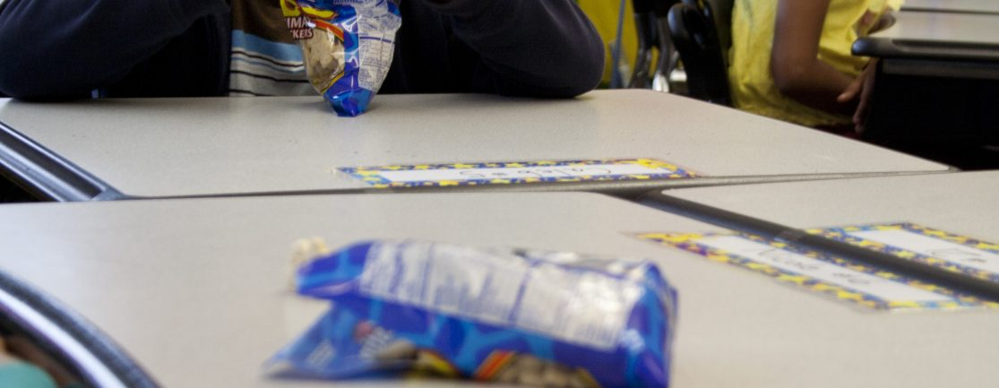 Healthy school snacks support student success in the classroom and beyond.