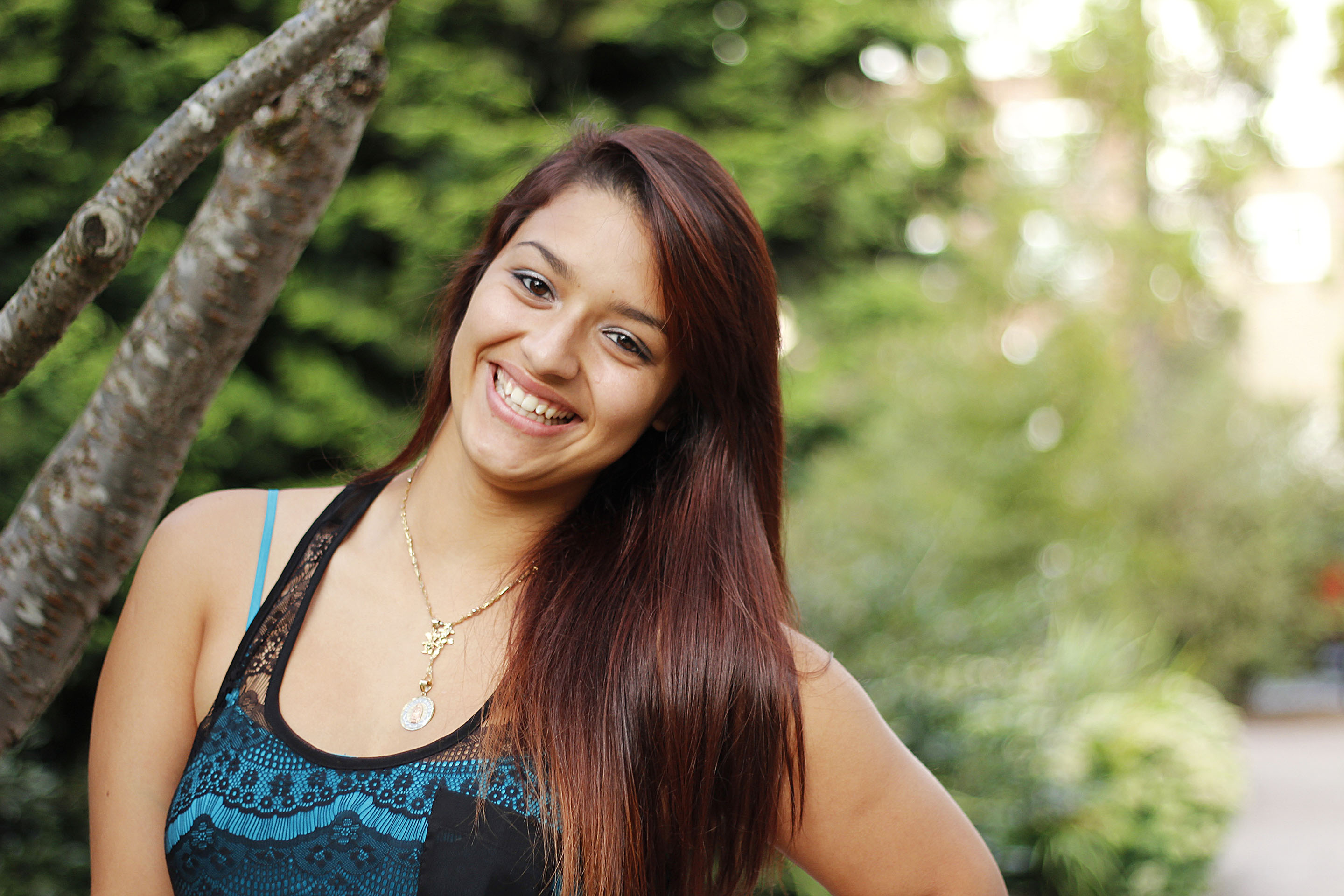 Stories of Transformational Change: Alejandra, Breaktime-Mealtime and College Scholarship Recipient