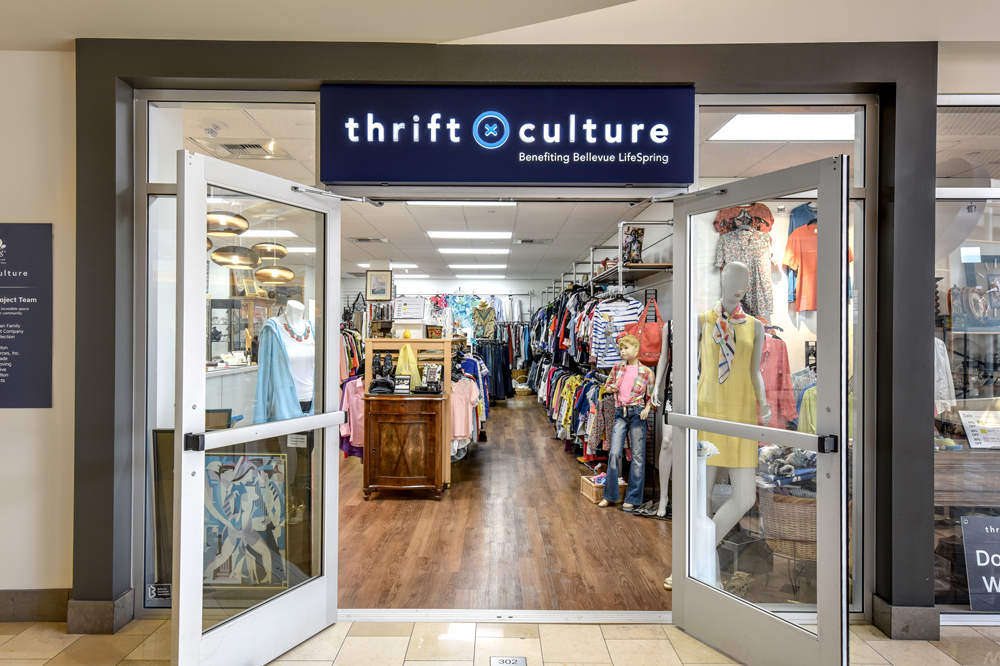 Thrift Culture storefront